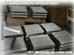 Mica heating elements for convection heater